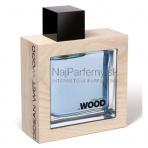 Dsquared2 He Wood Ocean Wet Wood (M)
