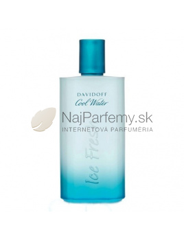 Davidoff Cool Water Ice Fresh, Toaletná voda 125ml