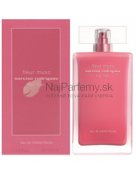 Narciso Rodriguez For Her Fleur Musc Florale, Toaletná voda 50ml
