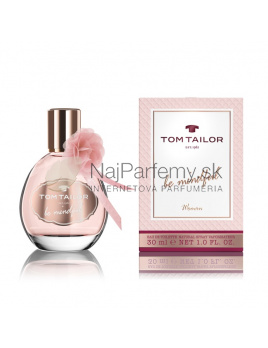 Tom Tailor Be Mindful, Toaletná voda 50ml