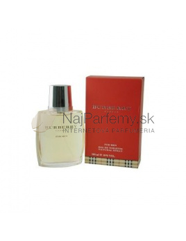Burberry for Man, Toaletná voda 50ml