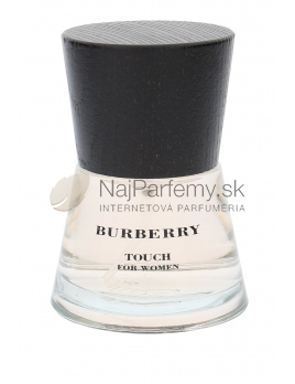 Burberry Touch For Women, Parfumovaná voda 30ml