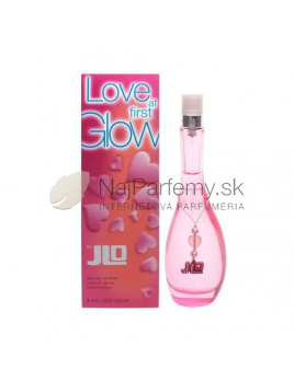 Jennifer Lopez Love at First Glow, Toaletná voda 50ml