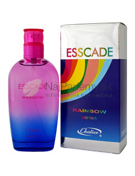 Chatier Esscade Raibow Toaletná voda 100ml, (Alternativa parfemu Escada Pacific Paradise)