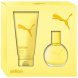 Puma Yellow For Women, Edt 20ml + 50ml sprchovy gel