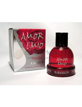 Chatier Amoremio Parfémovaná voda 100ml, (Alternativa parfemu Cacharel Amor Amor Tentation)