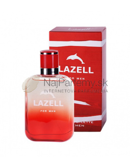 Lazell for Men, Toaletna voda 100ml (Alternativa vone Lacoste Hot Play)
