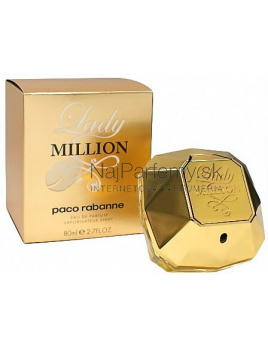 Paco Rabanne Lady Million, Parfémovaná voda 80ml