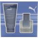 Puma Flowing SET: Toaletná voda  50ml + Sprchovací gél 100ml