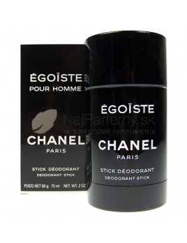 Chanel Egoiste, Deostick - 75ml
