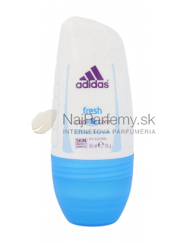 Adidas Fresh For Women, Antiperspirant 50ml