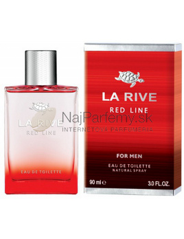 La Rive Red Line, Toaletná voda 90ml (Alternativa parfemu Lacoste Red)