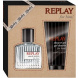 Replay for Him, Edt 30ml + 50ml sprchovy gel