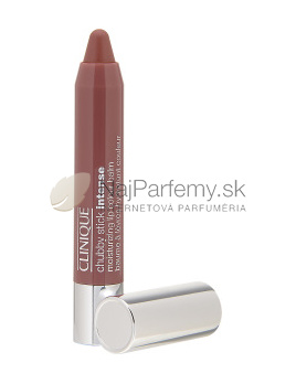 Clinique Chubby Stick Intense hydratačný rúž odtieň 04 Heftiest Hibiscus (Moisturizing Lip Colour Balm) 3g