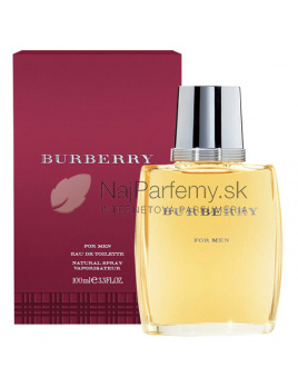 Burberry for Man, Toaletná voda 100ml - Tester