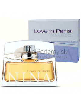 Nina Ricci Love in Paris, Parfémovaná voda 30ml