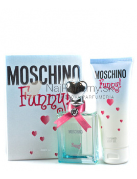 Moschino Funny, Edt 50ml + Parfumed body gel 100ml