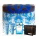 Versace Man Eau Fraiche, Edt 100ml + 50ml sprchový gel + 50ml balzám po holení + penaženka