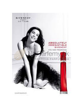 Givenchy Absolutely Irresistible Givenchy, vzorka vône