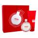 HUGO BOSS Hugo Woman, parfumovaná voda 75 ml + telové mlieko 200 ml