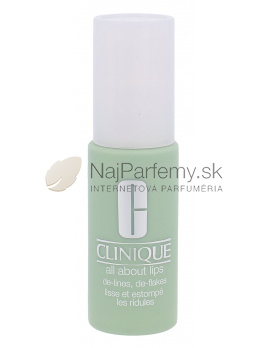 Clinique All About Lips, Krém na pery 12ml