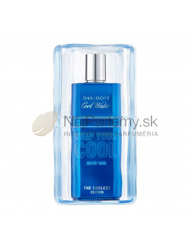Davidoff Cool Water The Coolest Edition, Toaletná voda 200ml