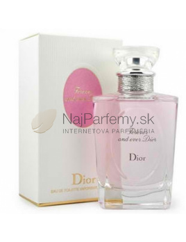 Christian Dior Forever And Ever, Toaletná voda 100ml - tester