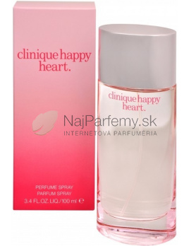 Clinique Happy Heart, Parfémovaná voda 100ml