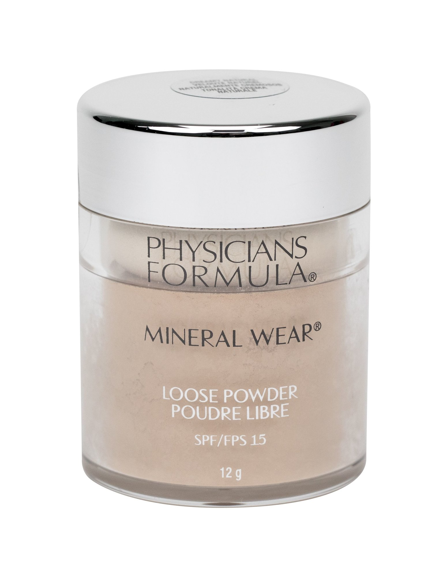 Physicians Formula Mineral Wear, Púder 12g - SPF15