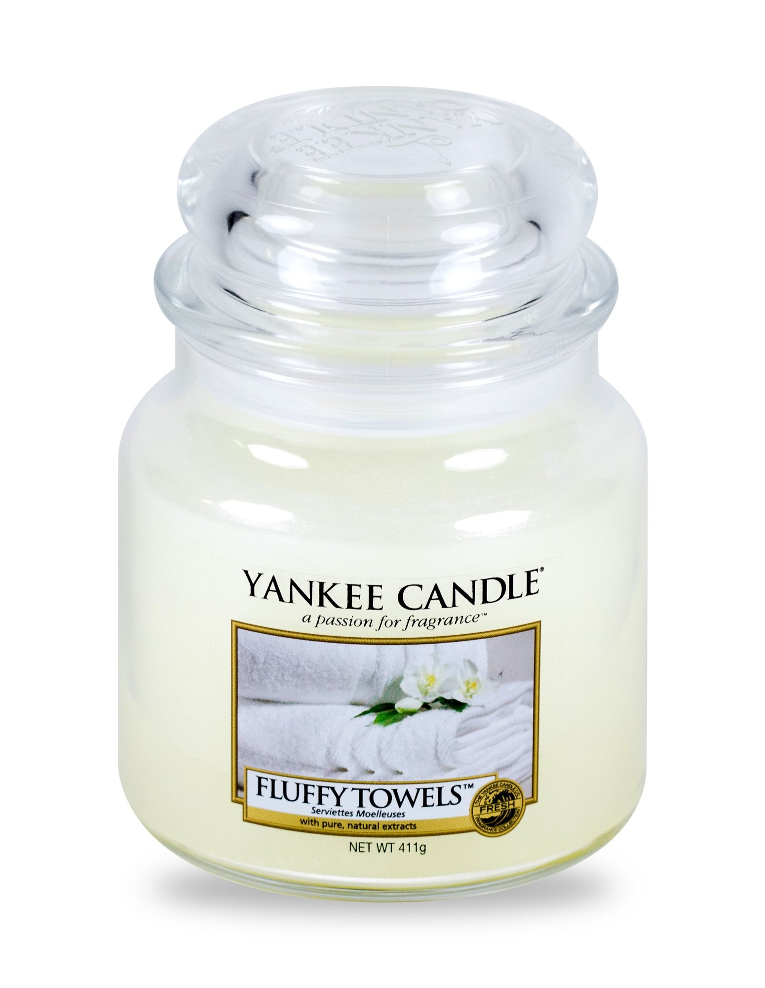 Yankee Candle Fluffy Towels (U)