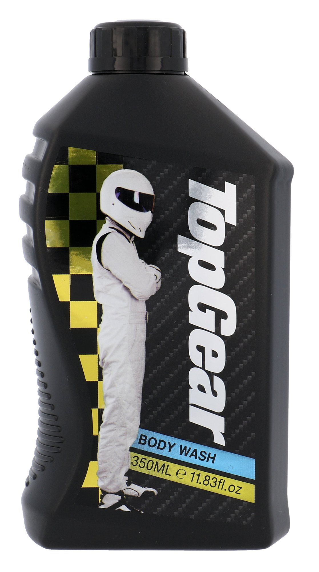 Top Gear Top Gear Black, tusfürdő gél 350ml