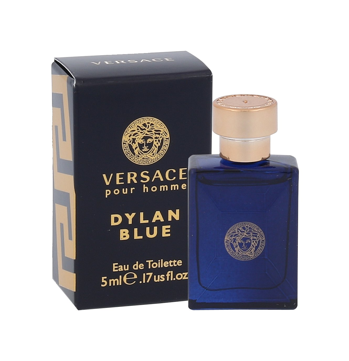 Versace Pour Homme Dylan Blue, Toaletná voda 5ml