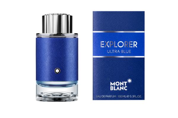 Mont Blanc Explorer Ultra Blue (M)