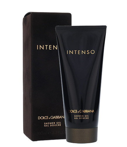 Dolce & Gabbana Pour Homme Intenso, Sprchový gél 50ml