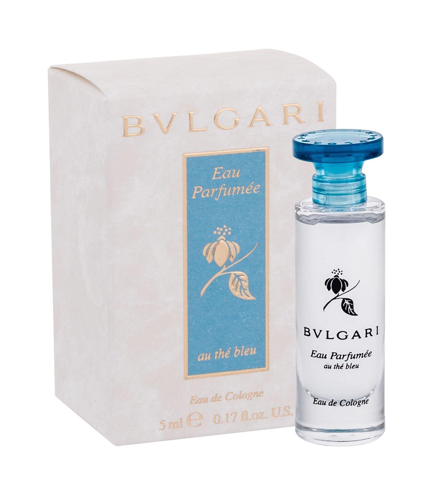 Bvlgari Eau Parfumée au Thé Bleu, Kolínska voda 5ml