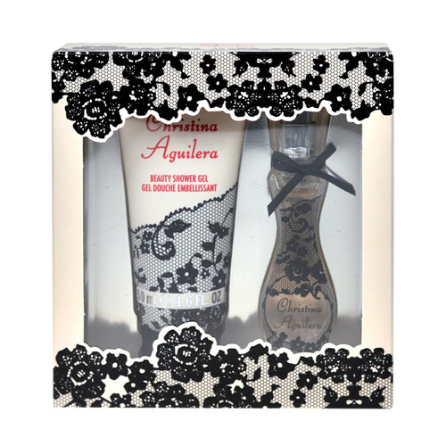 Christina Aguilera Christina Aguilera, Edp 15ml + 50ml sprchový gel