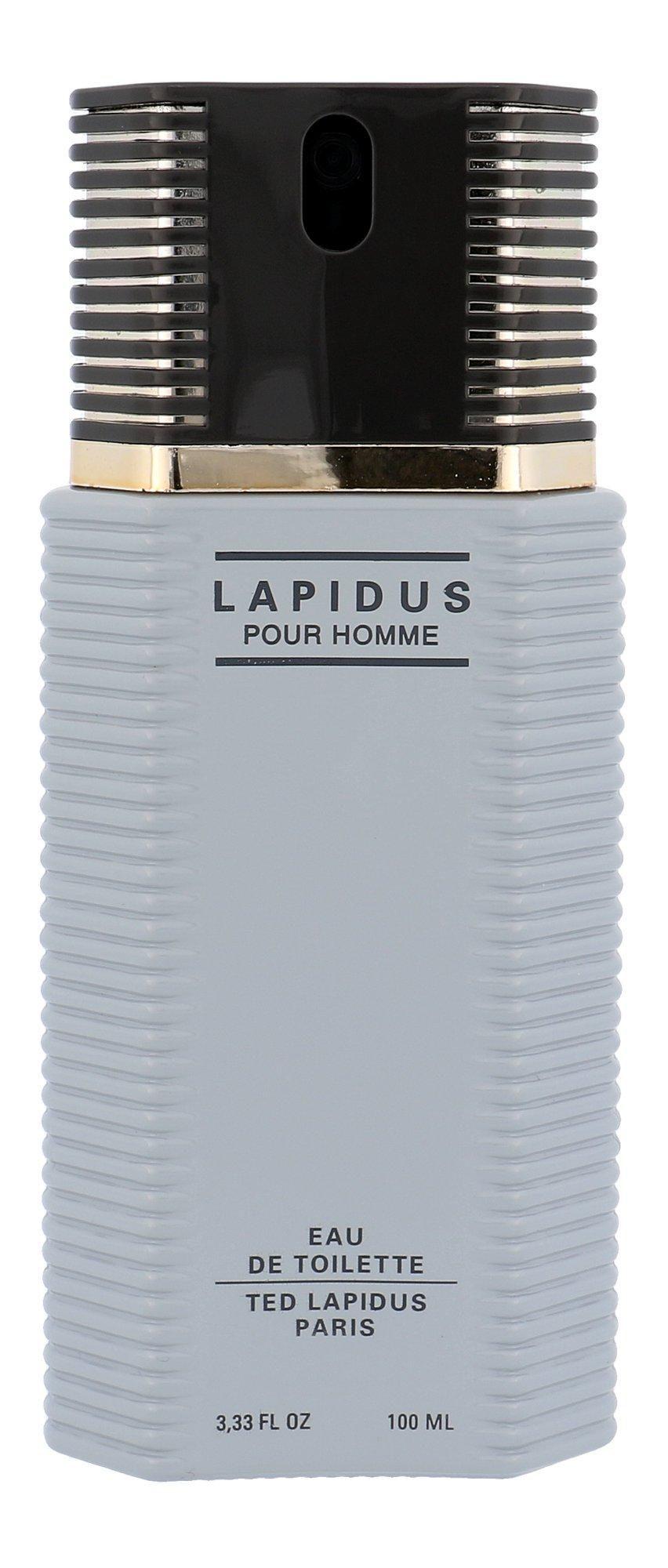 Ted Lapidus Lapidus Pour Homme, edt 100ml, Teszter