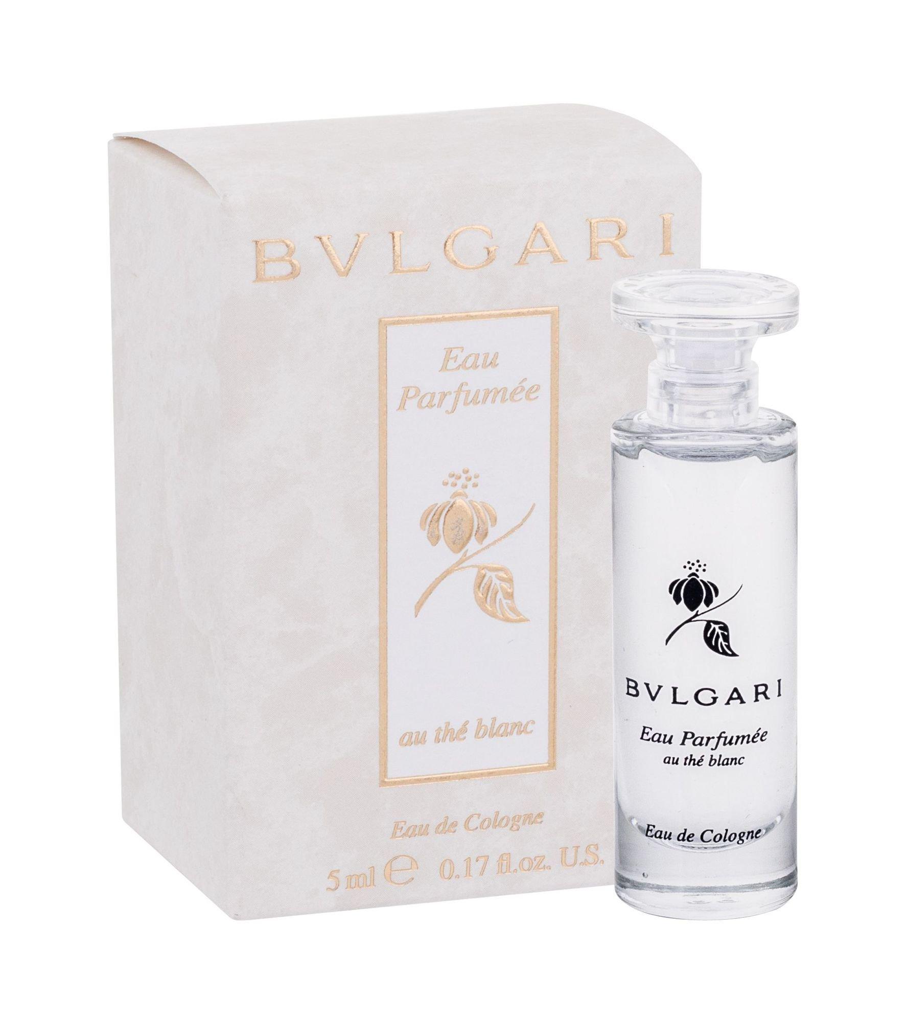 Bvlgari Eau Parfumée au Thé Blanc, Odstrek s rozprašovačom 3ml