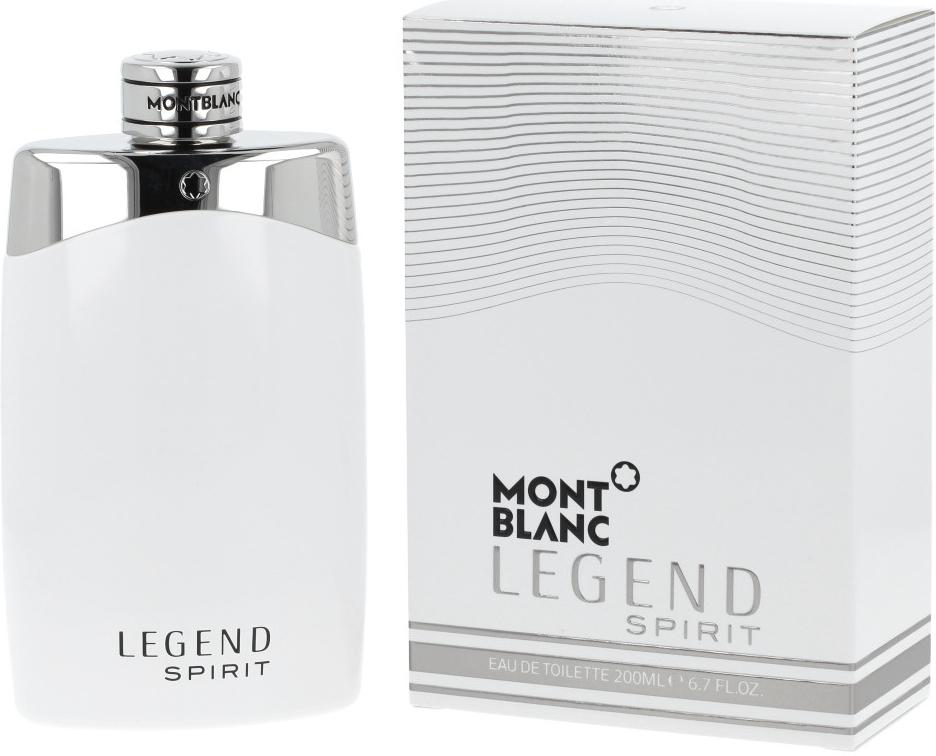 Montblanc Legend Spirit, edt 200ml
