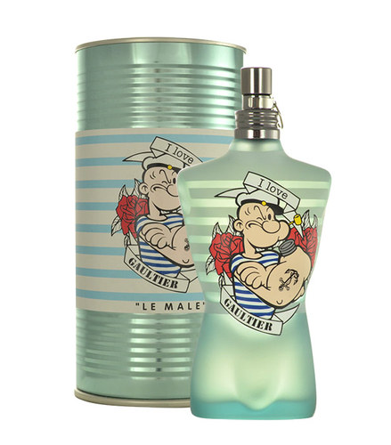Jean Paul Gaultier Le Male Popeye, Toaletná voda 125ml