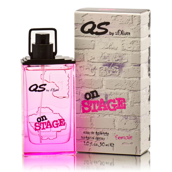 s.Oliver on Stage for Her, edt 50ml - Teszter