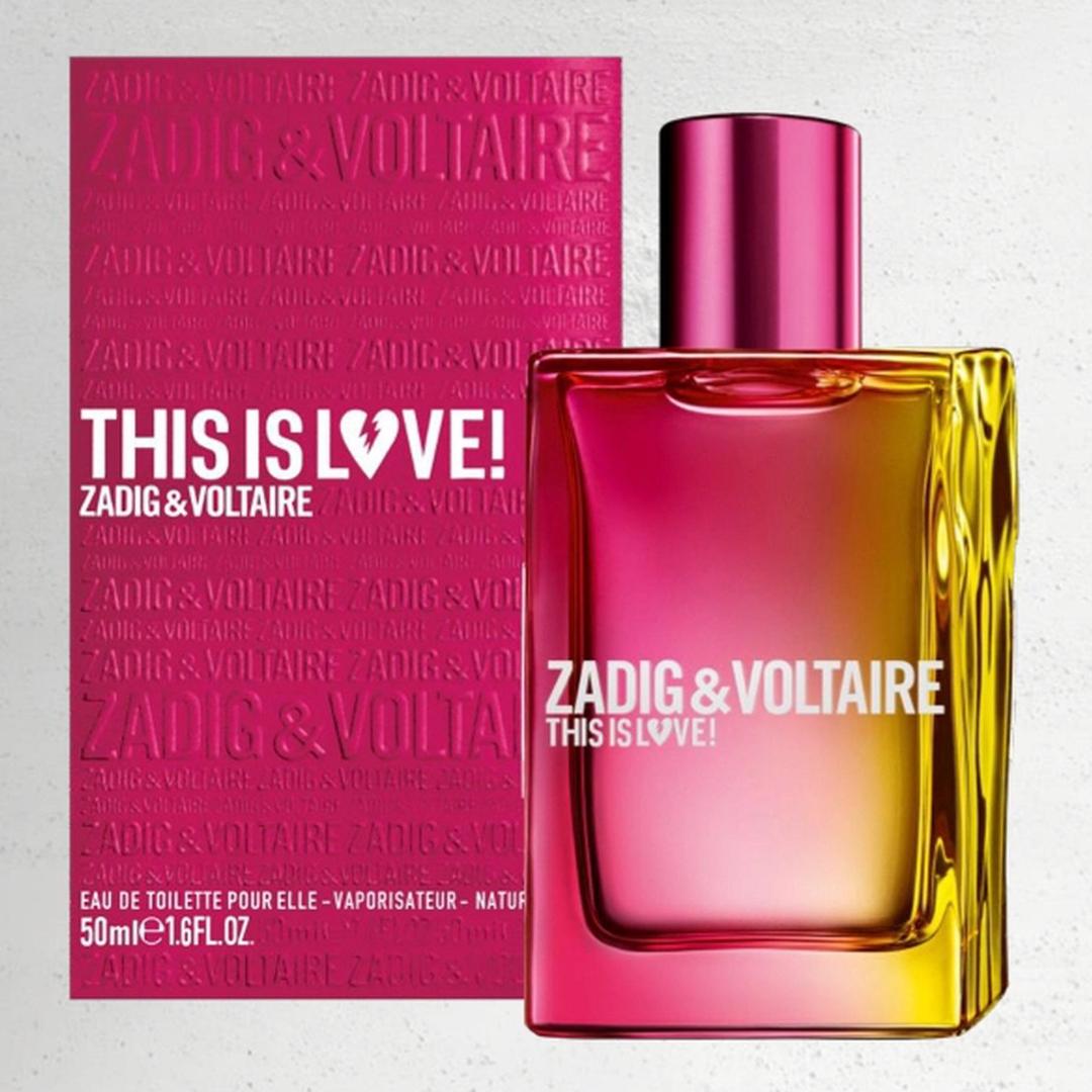 Zadig & Voltaire This is Love! Pour Elle (W)