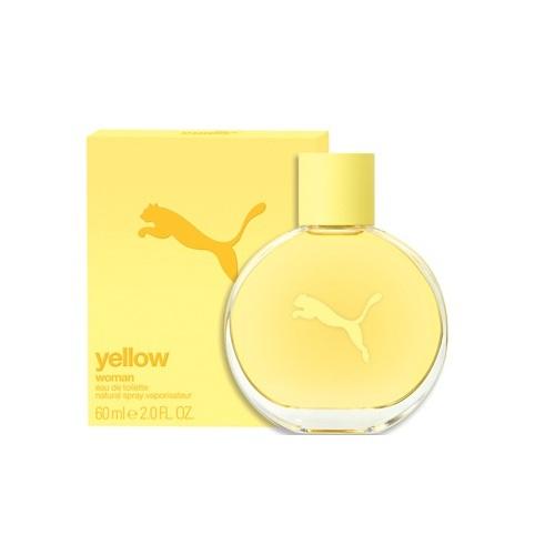 Puma Yellow, Toaletná voda 60ml - tester
