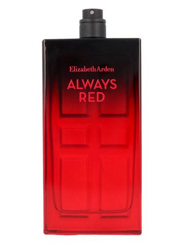 Elizabeth Arden Always Red, Toaletná voda 100ml, Tester