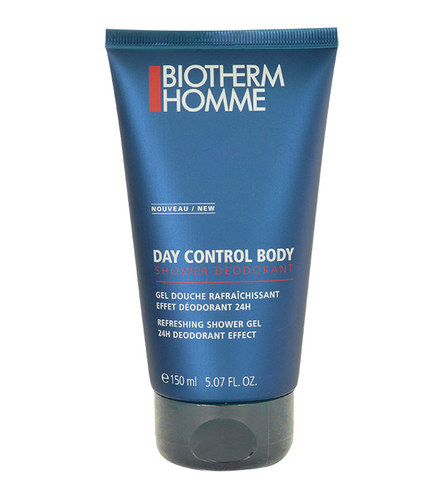 Biotherm Homme Day Control Body Shower Gel, Pánska telová kozmetika - 150ml, Pro vlasy i tělo