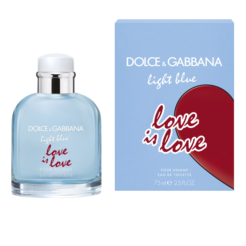 Dolce Gabbana Light Blue Love is Love, edt 75ml