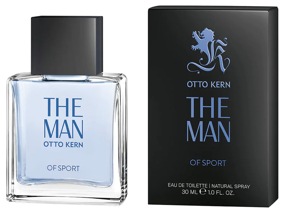 Otto Kern The Man of Sport, edt 50ml