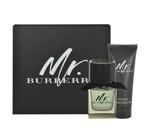 Burberry Mr. Burberry, Edt 50ml + 75ml sprchový gel