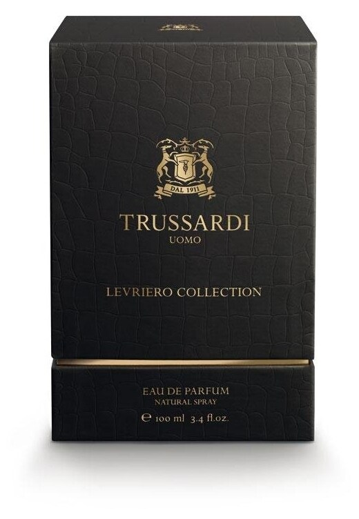 Trussardi Uomo Levriéro Collection, Parfémovaná voda 100ml