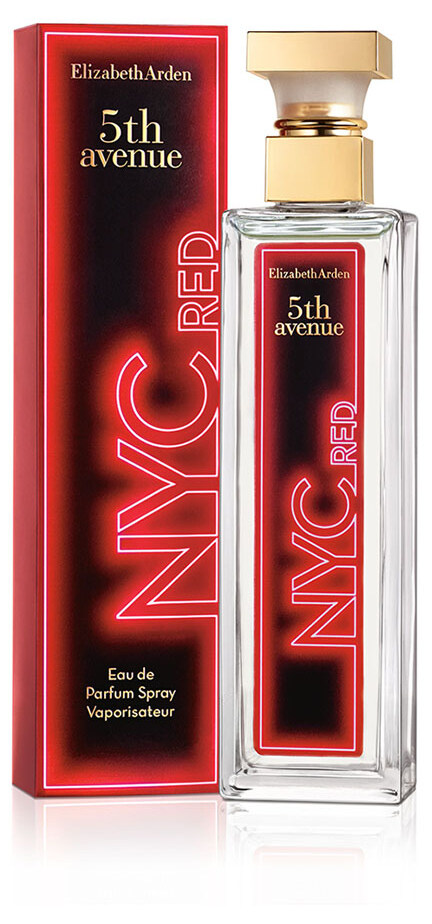 Elizabeth Arden 5th Avenue NYC Red, edp 75ml, Teszter